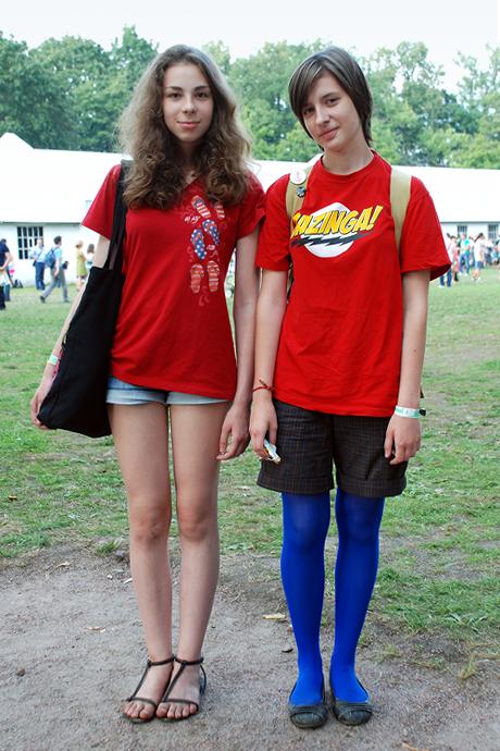Люди в городе: Герои и посетители Geek Picnic. Изображение № 1.