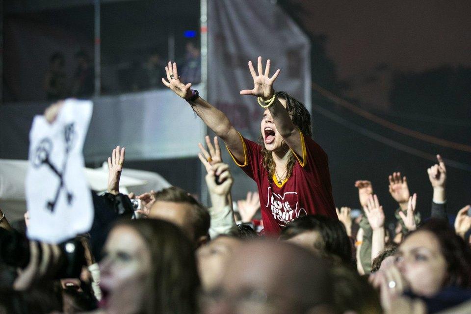 Aerosmith, BoscoFreshFest, фестиваль СальвадораДали иБиеннале архитектуры. Изображение № 7.