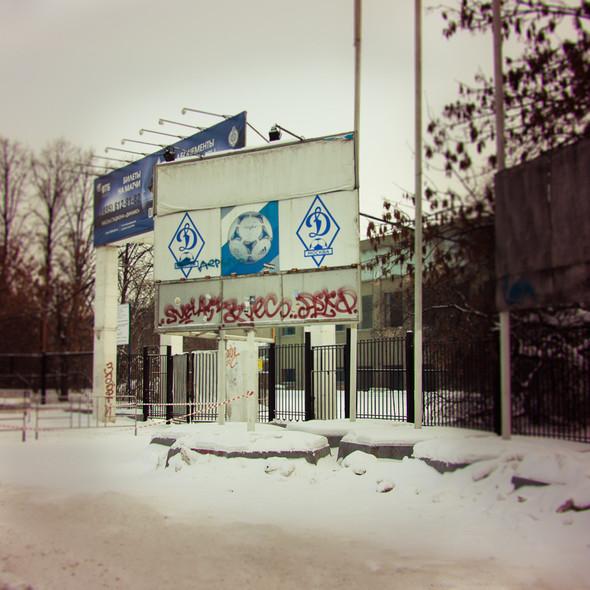 В зоне риска: Стадион «Динамо». Изображение № 25.