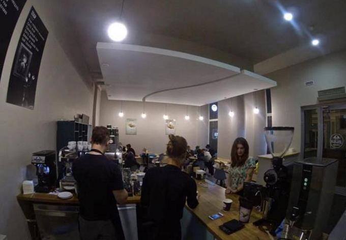 На Сретенке открылась кофейня Double B. Изображение № 1.