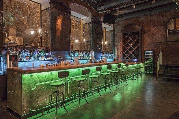 8 баров, открывшихся за год вМоскве. Изображение № 7.