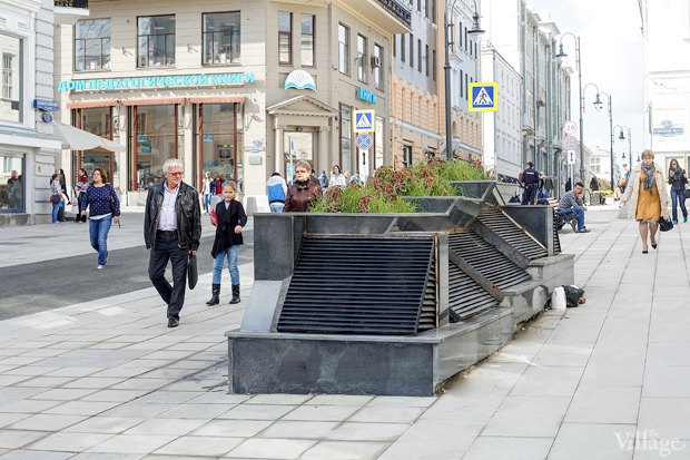 Фото дня: Как выглядит пешеходная Большая Дмитровка. Изображение № 8.