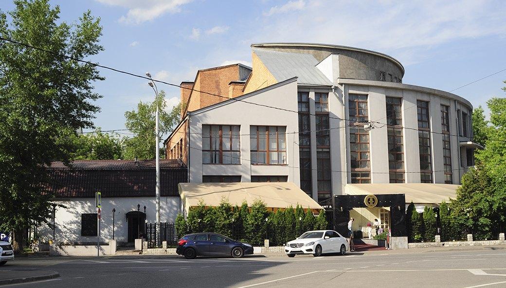 Клуб завода «Каучук». Изображение № 95.