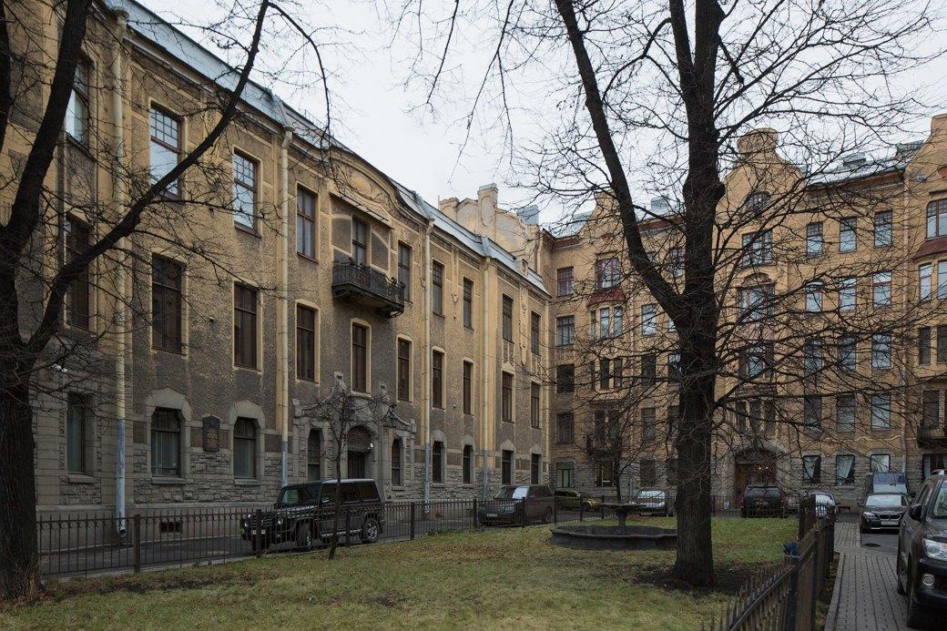Я живу в доходном доме Лидваль (Петербург). Изображение № 6.