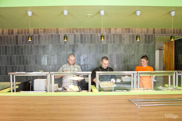 В Петербурге открылось вегетарианское кафе. Изображение № 5.