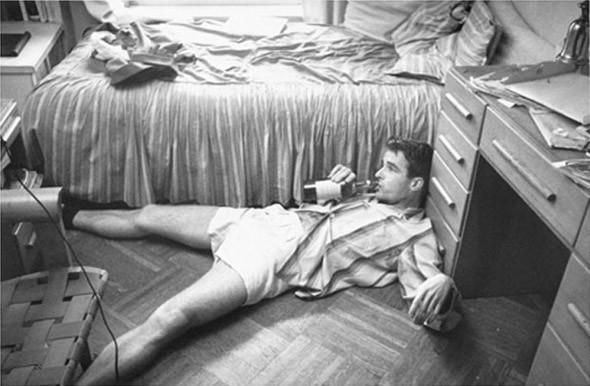 В Мультимедиа Арт Музее открылась выставка фотографий Стэнли Кубрика. Изображение № 2.