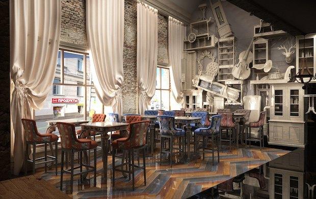 В марте на Покровке откроется пивной бар Beer&Brut. Изображение № 1.