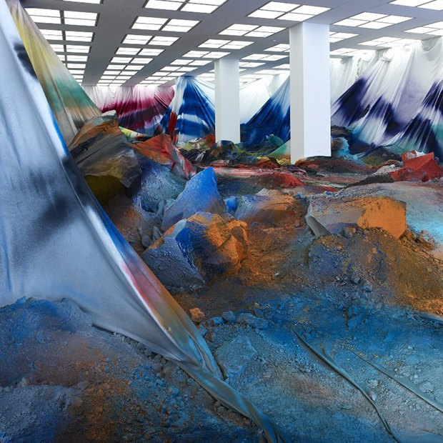 Детское «Архстояние», новая выставка в«Гараже», концерт 5'nizza иещё 16событий. Изображение № 22.