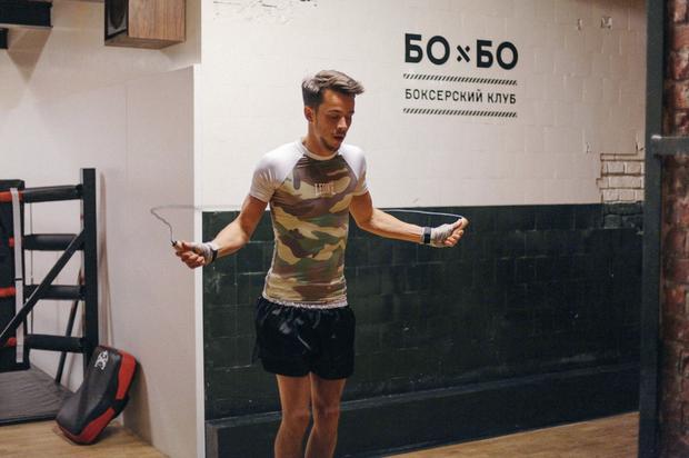 Открывается набор в боксёрский клуб «Бобо» отсоздателей Chop-Chop. Изображение № 1.