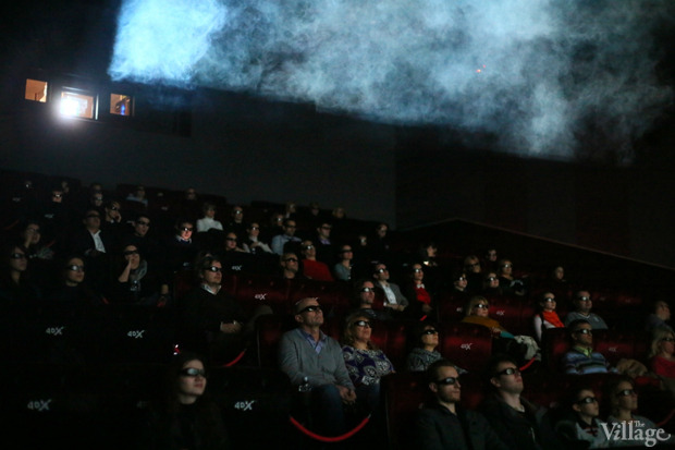 Люди в городе: Первые зрители о 4DX-кинозале. Изображение № 13.