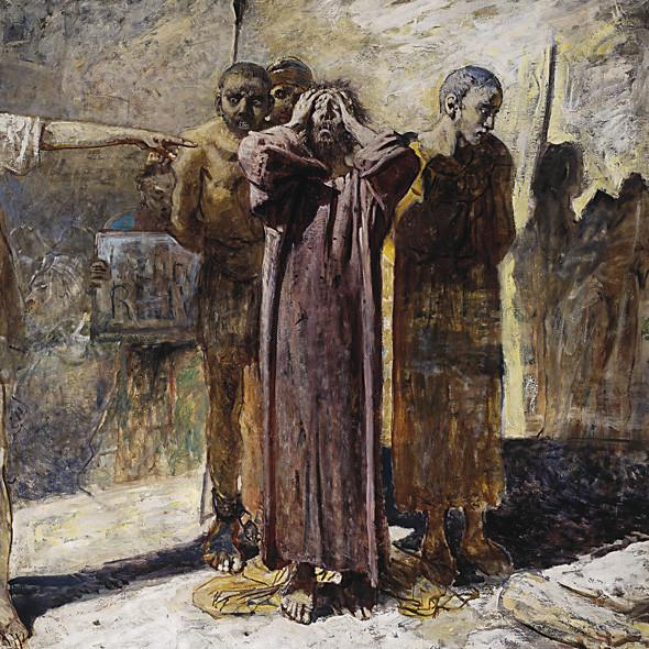 В Третьяковке открылась выставка, посвящённая 180-летию со дня рождения Николая Ге. Изображение № 13.