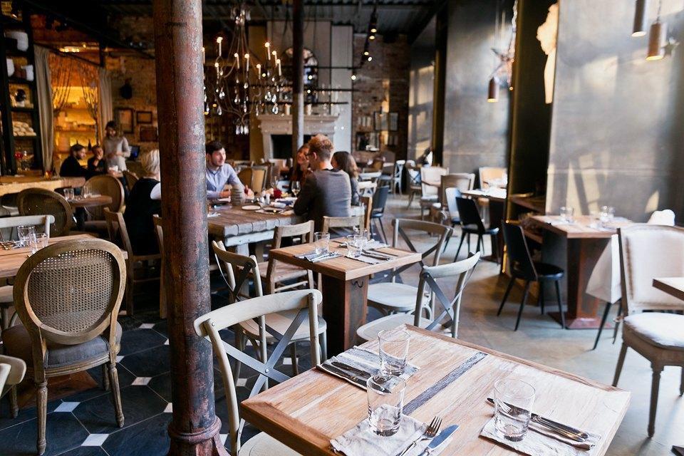 Ресторан Lesartists. Изображение № 3.