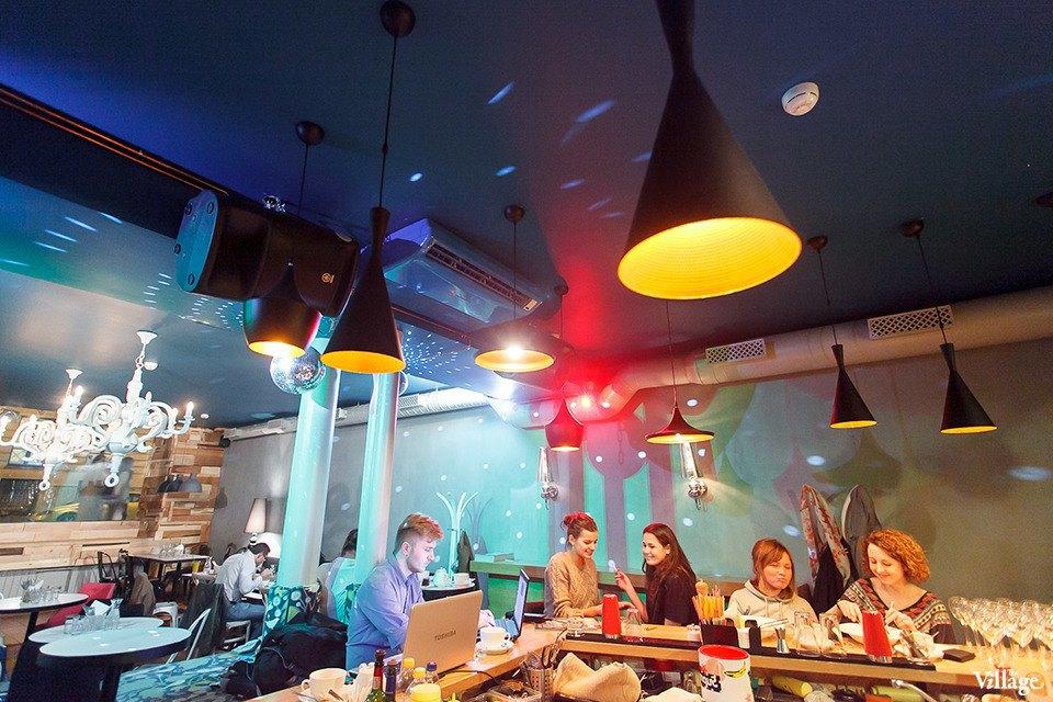 От заката до рассвета: 24 места, где можно поесть ночью в Петербурге. Изображение № 19.