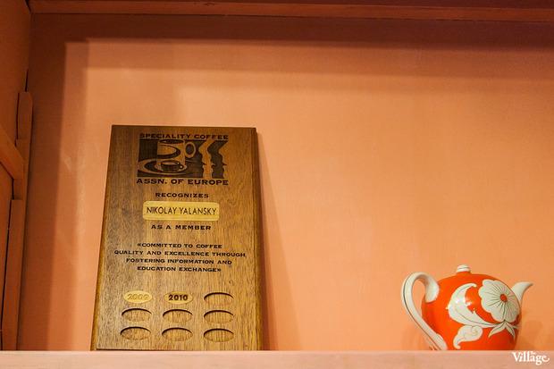 На Фонтанке открылась семейная кофейня «Кофе на кухне». Изображение № 10.