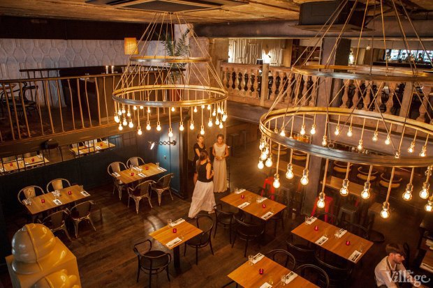 Итоги 2013 года: 12 новых ресторанов в Москве. Изображение № 3.