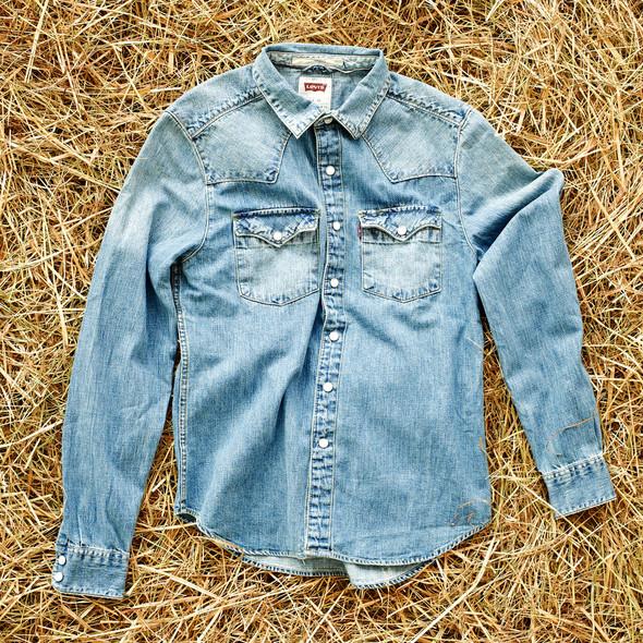 Вещи недели: 15 джинсовых рубашек. Изображение № 4.