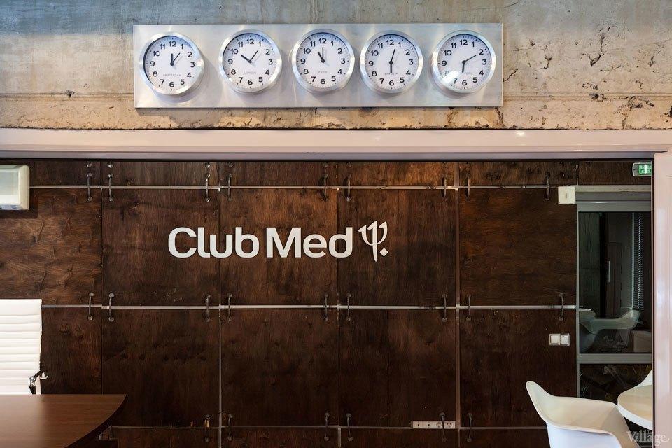 Интерьер недели (Киев): Club Med. Изображение № 12.