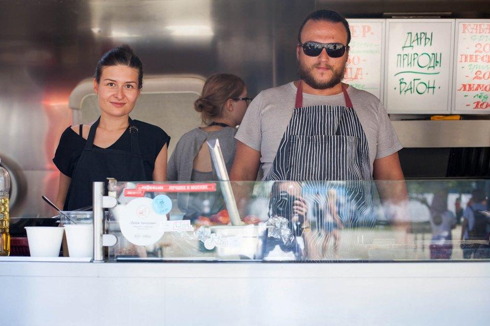 Повар Вика Боярская, совладелец и шеф-повар кафе Иван Шишкин . Изображение № 22.