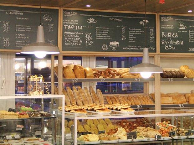 Московские пекарни «Наш хлеб» появились в Петербурге. Изображение № 1.