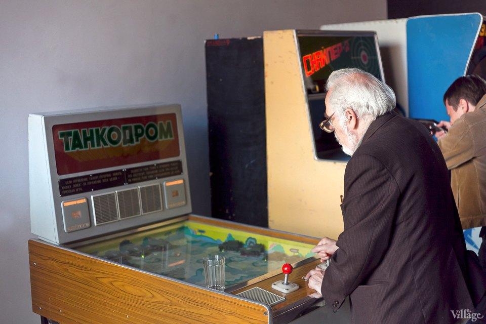 Люди в городе: Первые посетители «Музея советских игровых автоматов». Изображение № 7.