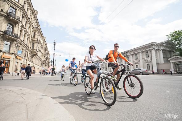 Спорт в городе: Пробег роллеров, велопарад и «Русская пробежка». Изображение № 33.