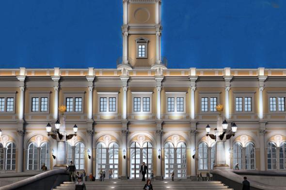 В плане: Реконструкция московских вокзалов. Изображение № 13.