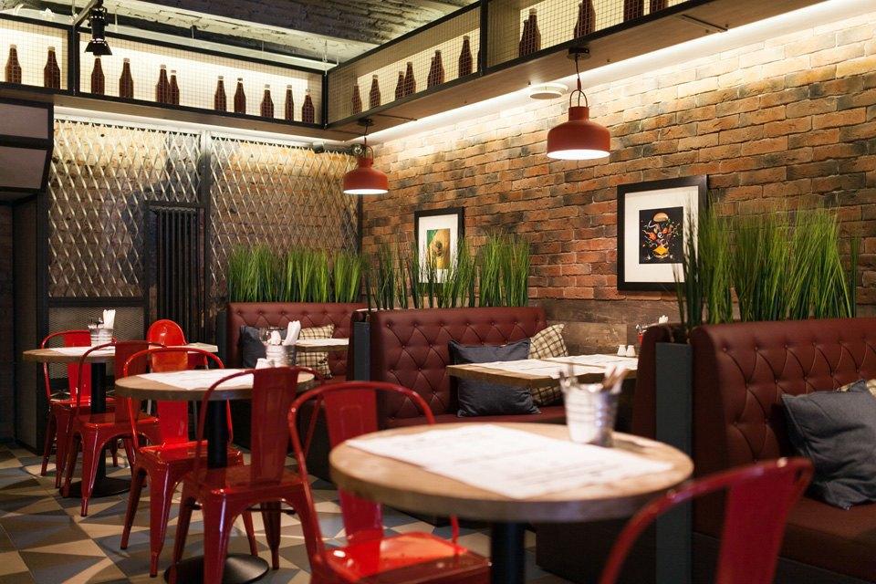 Бургерная Ketch Up Burgers на Литейном. Изображение № 8.