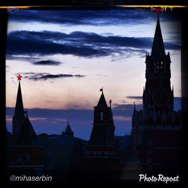 Акция «Час Земли» вМоскве вснимках Instagram. Изображение № 15.