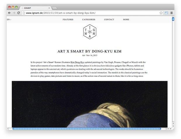 Ссылки дня: Уголовное дело на Павленского, сайт, ломающий компьютер, и необычная табачная реклама. Изображение № 4.