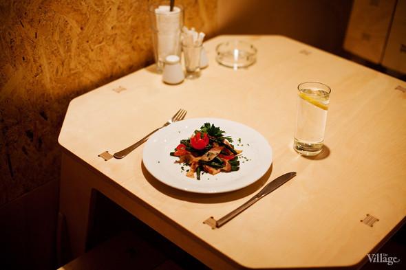 Салат с зелёной фасолью и беконом — 180 рублей. Изображение № 36.