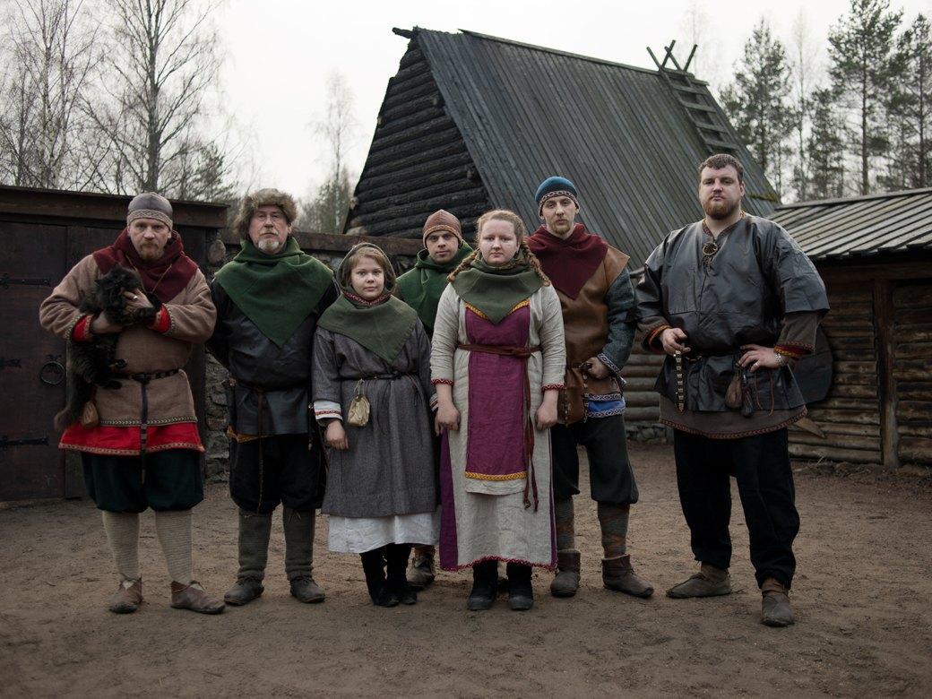 «Такая военная демократия»: Как живут искем сражаются викинги под Выборгом. Изображение № 7.
