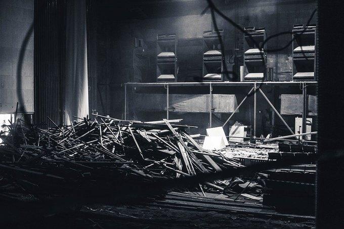 Фото: Центр современного искусства им. Сергея Курёхина. Изображение № 1.