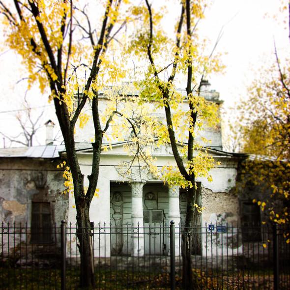 В зоне риска: Египетский павильон и Померанцева оранжерея в Кузьминках. Изображение № 1.