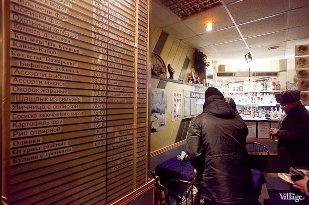 Все свои: Безымянный бар наСенной площади. Изображение № 7.