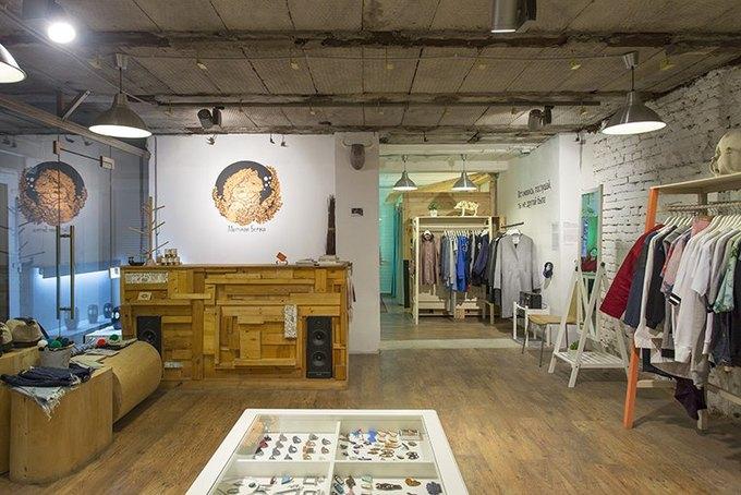 Магазин «Мыльная Белка» открылся в «Этажах». Изображение № 1.