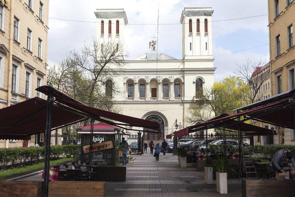 Кафе Luigi на Невском проспекте . Изображение № 1.