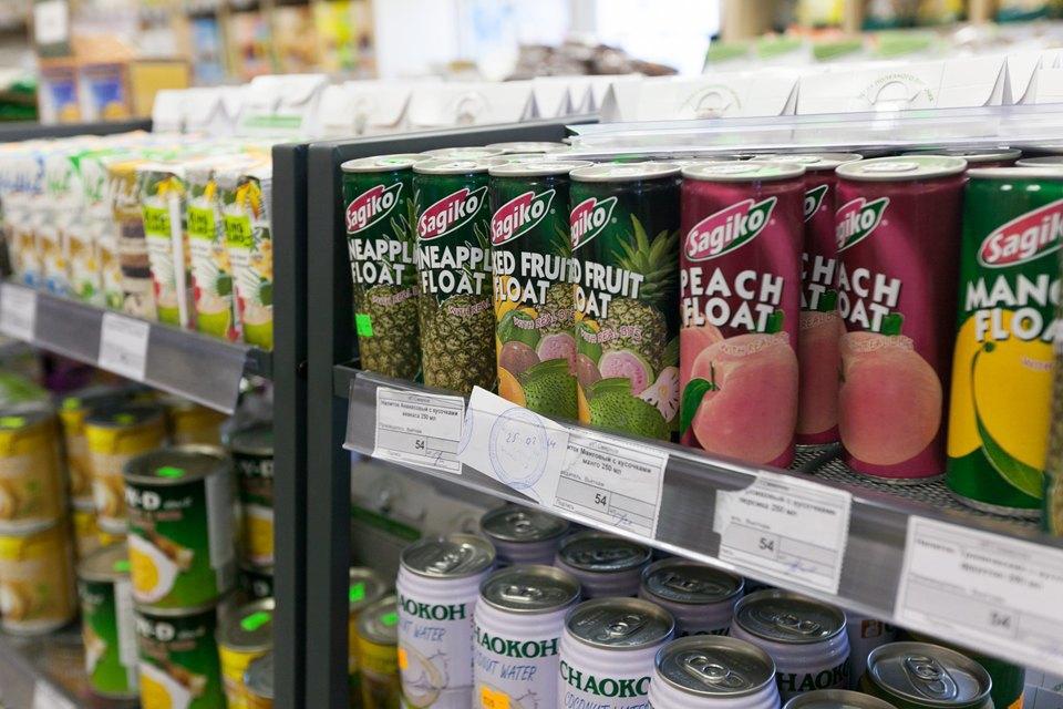 Магазин вегетарианских товаров и кафе «Джаганнат» на Фонтанке. Изображение № 4.