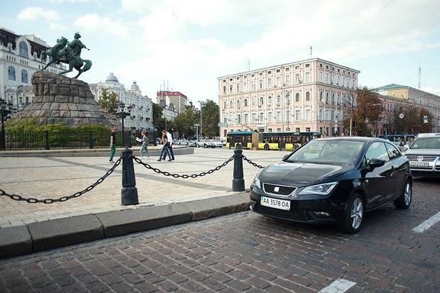 Испанский немецкий: Гид по туристическим местам города. Изображение № 40.