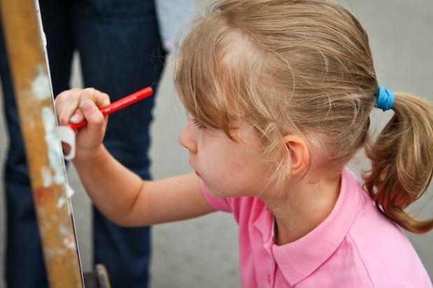 Занятия в студии «Хочу рисовать!». Изображение № 30.
