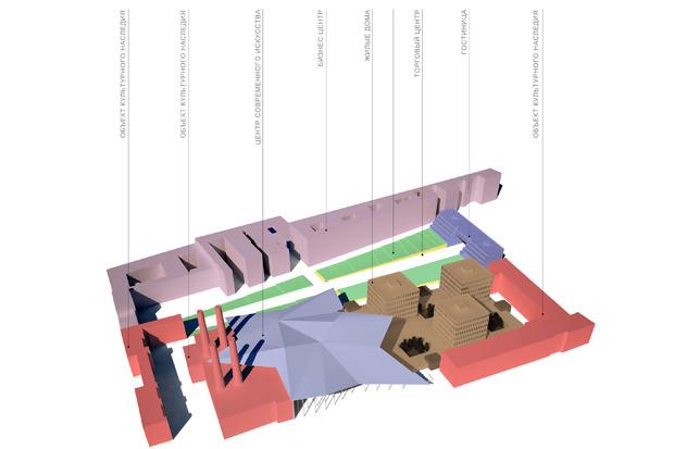 10 проектов квартала около Витебского вокзала . Изображение № 32.