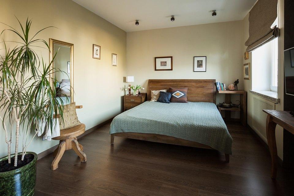 Трёхкомнатная квартира вскандинавском стиле. Изображение № 8.