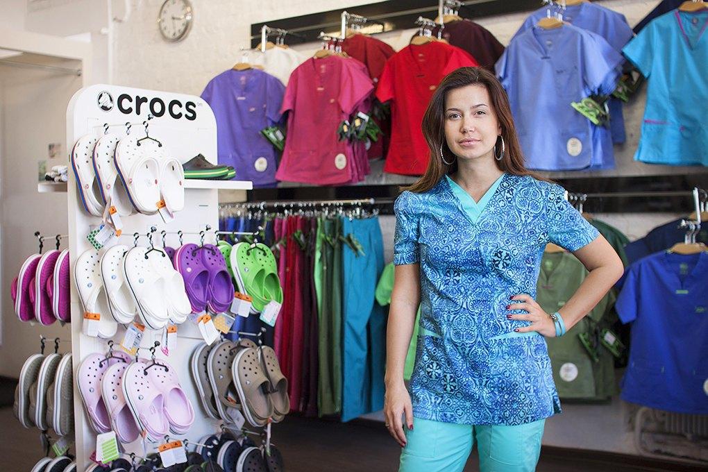Дело врачей: Сколько 4Doctors зарабатывает на больничной униформе. Изображение № 5.