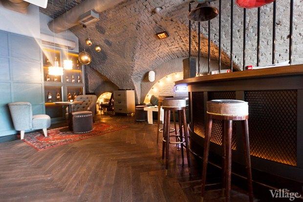 Ресторан-бар The Americano открылся на месте Soholounge. Изображение № 8.