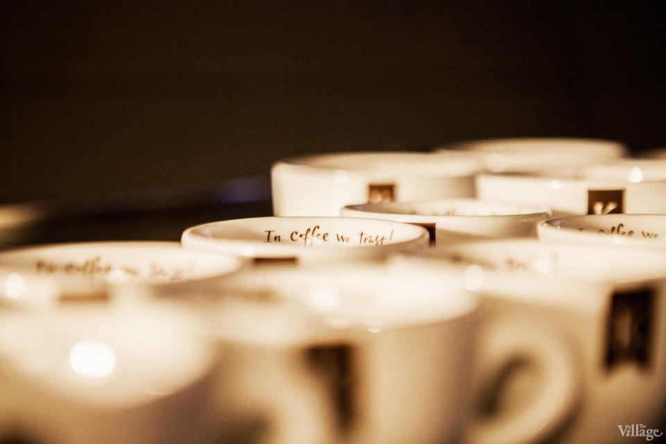 Интерьер недели (Москва): «Кофеин». Изображение № 16.