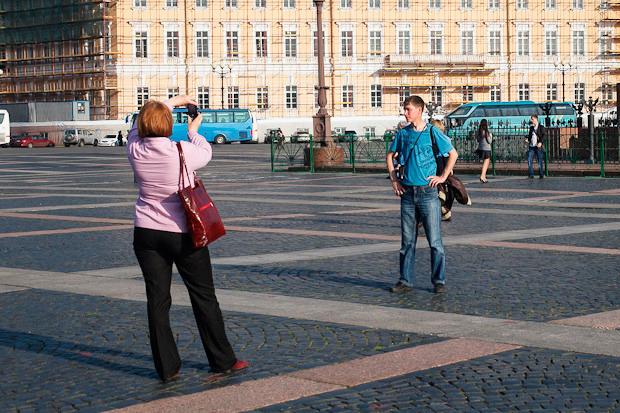 Эксперимент The Village: Самые популярные места для фотографий из Петербурга. Изображение № 53.