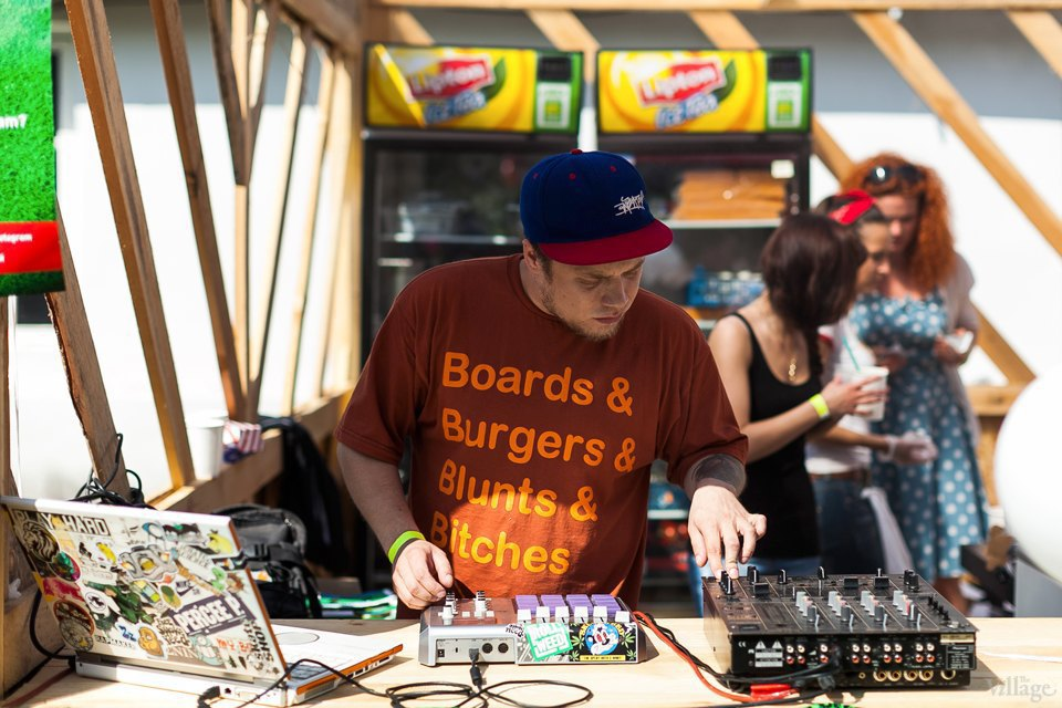 Люди в городе: Посетители фестиваля «О да! Еда!». Изображение № 7.