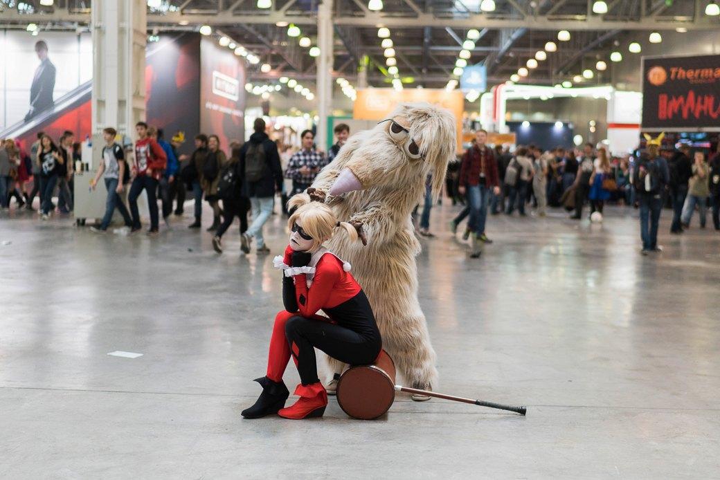 Фрики и гики: Как прошёл второй московский Comic Con. Изображение № 34.