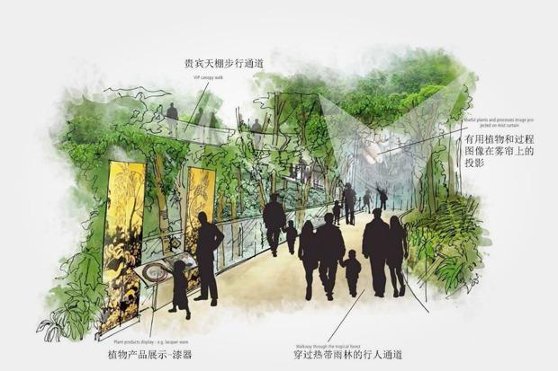 Иностранный опыт: 8 фантастических городских проектов. Изображение № 36.