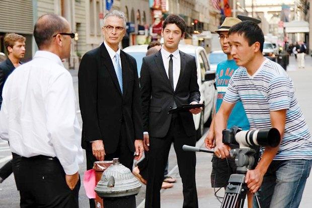 Новая география: Как снять вНью-Йорке блокбастер оКыргызстане. Изображение № 7.