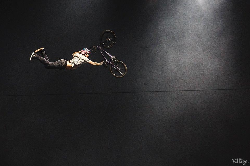 Фото дня: Шоу Nitro Circus в России. Изображение № 5.